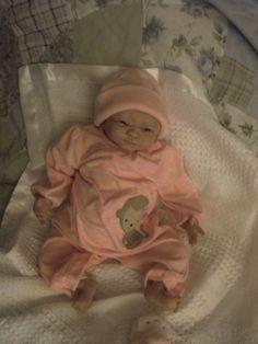 ~Reborn~ Lil' Lily Artist Julie Molloy #MaggieKit