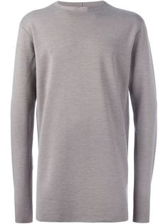 RICK OWENS Oversized-Pullover. #rickowens #cloth #oversized-pullover