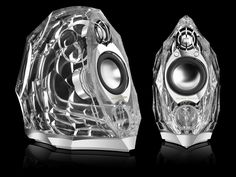 harman/kardon GLA-55: The most gorgeous speakers on the planet.
