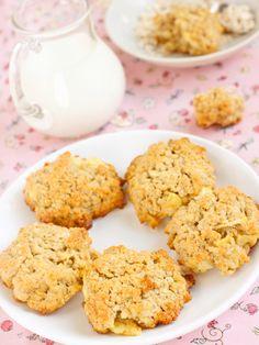 Biscuits à l'avoine : Recette de Biscuits à l'avoine - Marmiton