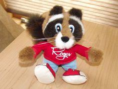 Rogers Dept store mascot