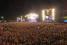 Visit some big festivals abroad | For example | Wacken Open Air Festival | Bucket list