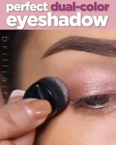 Eyebrow Makeup Tips, Skin Makeup, Eyeshadow Makeup, Beauty Makeup, Makeup Geek, Eye Makeup Steps, Makeup Cosmetics, Maquillage Marilyn Monroe, Simple Eye Makeup