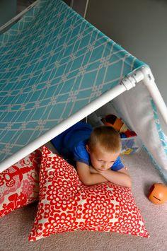 Reading Tent:  Little Bit Funky