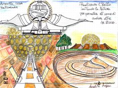 Arch.+anahita+aryan+–+Matrimandir,+Auroville+,India