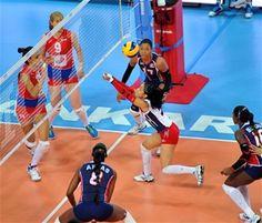 Informando24Horas.com: Serbia venció tres sets por cero a la RD