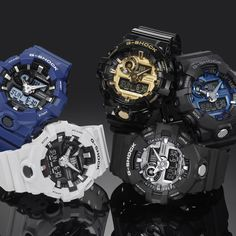 1020c15ac07 G-Shock Launches New Series Featuring