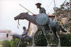 Itinerario 28: Se cuenta cómo Alcázar de San Juan  se llamó Alcázar de Cervantes y se habla  de la experiencia turística de los molinos-vivienda
