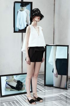 BLACK vs. WHITE- Resort 2014- Part 3 | Mark D. Sikes: Chic People, Glamorous Places, Stylish Things