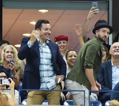 Jimmy Fallon and Justin Timberlake are the best friends that anyone could have.