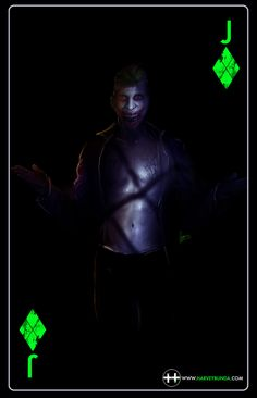 The Joker, Harvey Bunda on ArtStation at https://www.artstation.com/artwork/egLmY