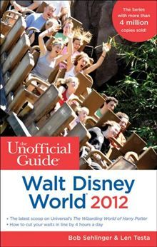 This best selling and definitive guide to Disney World is bigger and better than ever! Exhaustively researched and packed with insider advice that will save you both time and money... The Unofficial Guide Walt Disney World 2012 by Bob Sehlinger, Len Testa. #kobo #ebooks