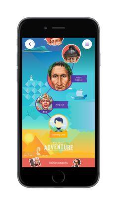Who Was? Adventure App