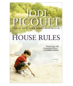 I always love a good Jodi Picoult book...just wish they were shorter :)