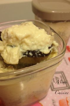 Crèmes desserts vanille et banane MultiDélices Seb