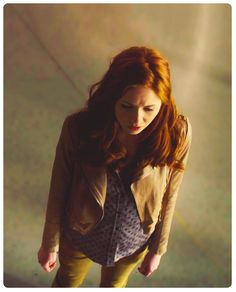 Amelia Pond: I loved her outfit in this episode!