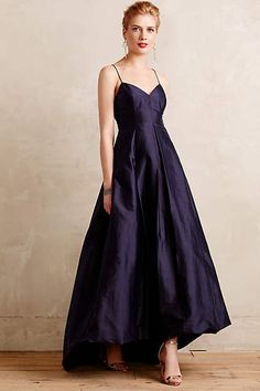 Marina Gown - anthropologie.com #Gowns #Occasions #Cocktails