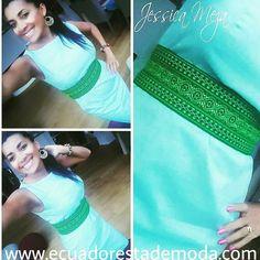 Con este look verde!!! Celebrando a mi bella #Esmeraldas! 😍 #Ecuador http://ift.tt/2fhrBxO