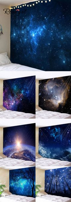 Design your everyday with wall tapestries you'll love to hang on the wall or lay on the ground. Explore trending designs from independent artists. Space Tapestry, Tapestry Bedroom, Wall Tapestry, Galaxy Decor, Galaxy Theme, Room Ideas Bedroom, Bedroom Themes, Galaxy Bedroom Ideas, Diy Bedroom