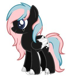 This is Cotton Candy. She is the best cotton grower around. And she is as sweet as candy she tries to help other ponies as much as she can.