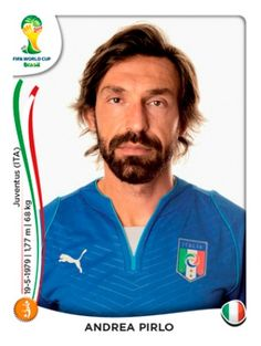 Italia - Andrea Pirlo