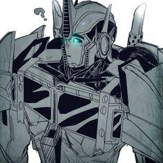 Optimus Prime :3