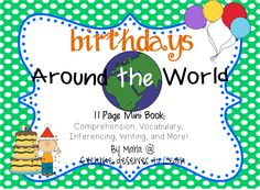 Cross curricular social studies/literacy informational text.  Use it for guided reading, a center, or sub plans!