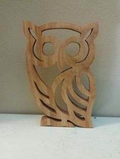 Scroll saw owl                                                                                                                                                                                 More