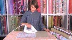 Plastificando tecidos | Cantinho do Video