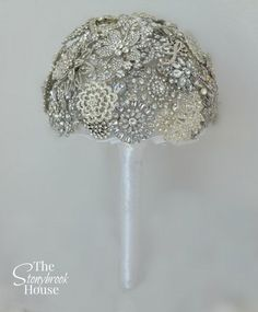 How To Make A Beautiful Brooch Bouquet