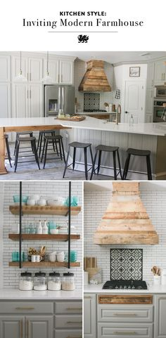 How to paint kitchen cabinets a step by step guide with chalk paint whitneys kitchen renovation of shanty2chic created an inviting space for entertaining and family meals with white quartz countertops optimized for solutioingenieria Image collections