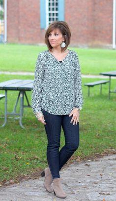 Fall Fashion-LOFT For Women Over 40