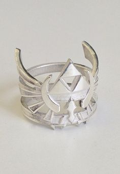 Triforce Zelda Ring