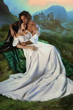 Cover art for Scotsman of my dreams by karen ranney
