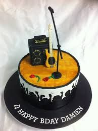bass guitar cake fondant - Buscar con Google