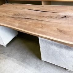 Remember this table? Swipe for the final results! Epoxy has been poured and the table has been oiled! All we need is the base! Epoxy, Base, Furniture, Home Decor, Decoration Home, Room Decor, Home Furnishings, Home Interior Design, Home Decoration