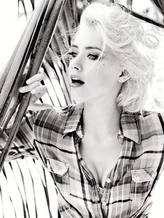 Amber Heard is a sexy boat captain with a crew of douches in these Guess ads - Hollywood Gossip | MovieHotties.com