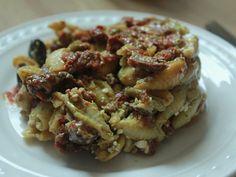 Recetas de ensaladas de pasta - Como hacer ensalada de pasta| Quericavida.com