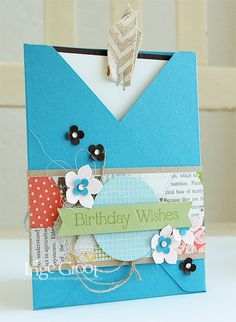 Stampin' Cards And Memories: 25 Mei, Workshop Envelope Punch Board, Envelope Punch Board, Four You, Banner Punch, Petite Petals