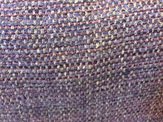 Woven UPHOLSTERY FABRIC plum purple eggplant by fabriczoo4U