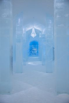 Take a break from the heat & think about what it would be like to stay in an ice hotel! Would you be able to handle the chill & stay in the Ice Hotel in Lapland?