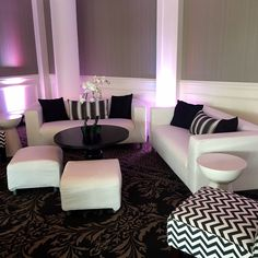 Lounge Furniture by That Event Company #manchestercountryclub