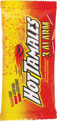 Buy Hot Tamales 3 Alarm Bag 1.8 Oz (51g) - from £1.09 - UK Delivery - American Soda