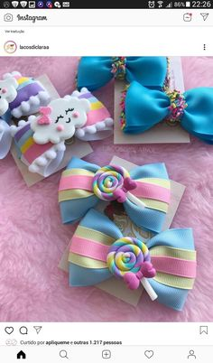 Diy Bow, Diy Ribbon, Ribbon Crafts, Ribbon Bows, Ribbons, Kids Hair Bows, Girls Bows, Toddler Hair Bows, Handmade Hair Bows