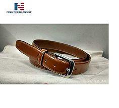 Al-Nurayn Oil Tanned Leather Belt For Men Natural Leather