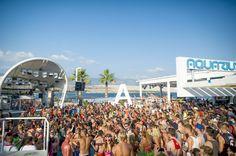This is Aquarius Zrce! Currently No. 24 club in DJ MAGs TOP 100 clubs list. You should party here this summer https://zrce.eu #aquariuszrce #aquarius #zrce #novalja #otokpag #inselpag #partybeach #summer #festival #zrcebeach #croatia #kroatien #hrvatska #beach #partyurlaub @aquariuszrce
