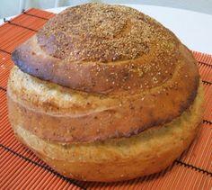 Limara péksége: Polentás kenyér