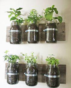 Домашние сады Семирамиды: 11 способов подвесить комнатные растения | all4decor.ru