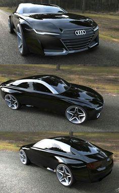 Concepto del Día: Audi A5 2016