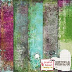 Color Crush 10 - random :: Papers :: Memory Scraps